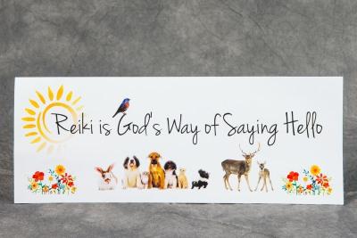 Reiki Sign